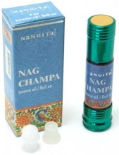 Ätherisches Öl Nag Champa (Roll-On) HK:Indien 8ml