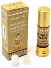 Ätherisches Öl Patchouli-Nag Champa (Roll-On) HK:Indien 8ml