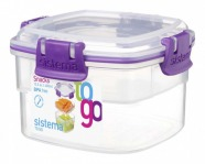 Sistema Snackbox To Go lquadratisch ila 400 ml