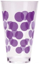 ZAK Dot Dot Becher violett 30cl