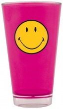 ZAK Smiley Klassik Becher fuchsia 33 cl