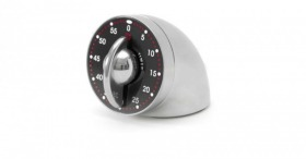 Bengt Ek Design Single Timer Aluminium , mechanisch 60 min.