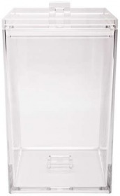 ZAK MeeMe Vorratsdose gross transparent 2.4l